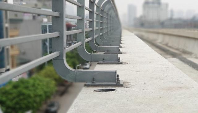 Hình ảnh tuyến đường sắt mỗi năm làm được 1 kilomet Nhổn - Ga Hà Nội - 4