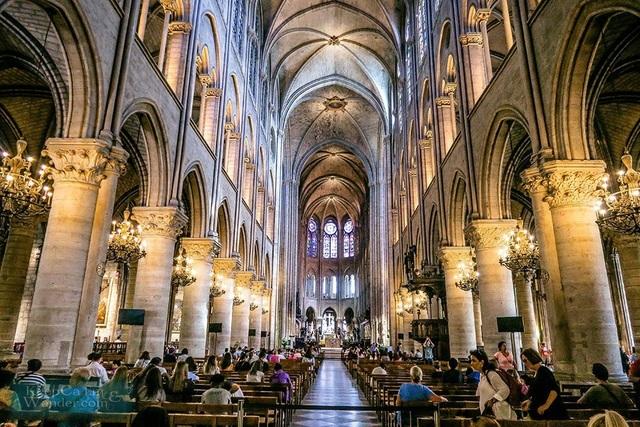 """Lịch sử hơn 850 năm và những con số """"biết nói"""" về nhà thờ Đức Bà Paris - 4"""