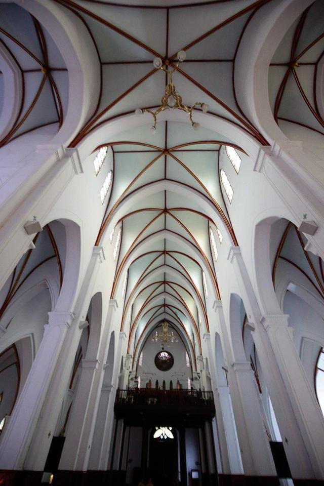 Độc đáo kiến trúc Nhà thờ lớn Hà Nội - 12