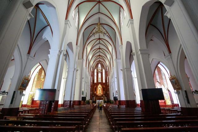Độc đáo kiến trúc Nhà thờ lớn Hà Nội - 11