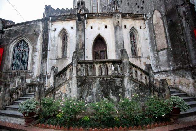 Độc đáo kiến trúc Nhà thờ lớn Hà Nội - 14