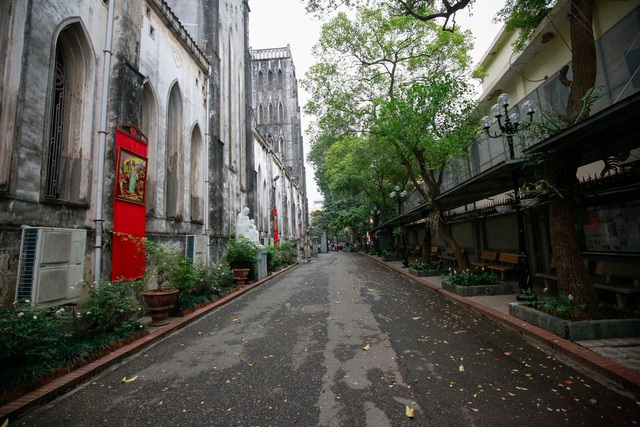 Độc đáo kiến trúc Nhà thờ lớn Hà Nội - 15