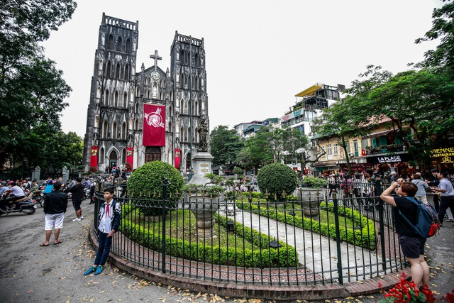 Độc đáo kiến trúc Nhà thờ lớn Hà Nội - 1