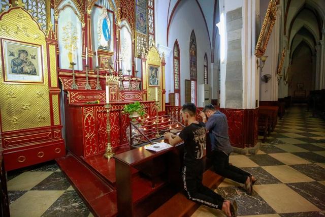 Độc đáo kiến trúc Nhà thờ lớn Hà Nội - 8