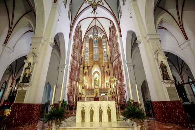 Độc đáo kiến trúc Nhà thờ lớn Hà Nội - 9