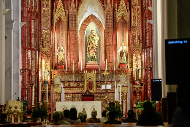 Độc đáo kiến trúc Nhà thờ lớn Hà Nội - 7