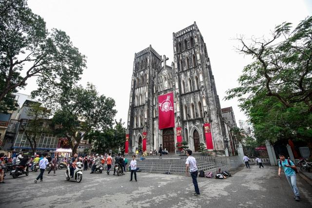 Độc đáo kiến trúc Nhà thờ lớn Hà Nội - 2