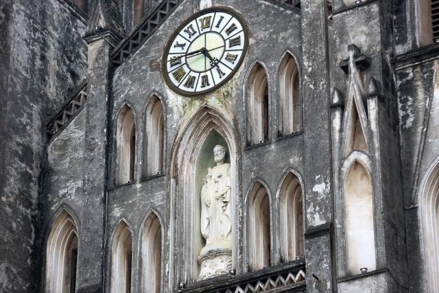 Độc đáo kiến trúc Nhà thờ lớn Hà Nội - 3