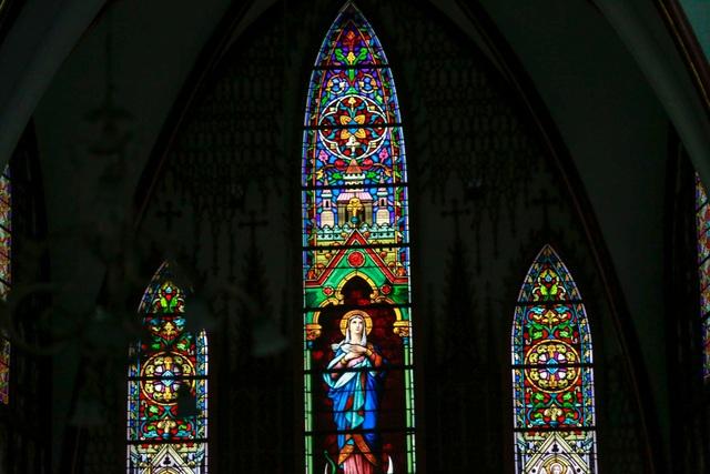 Độc đáo kiến trúc Nhà thờ lớn Hà Nội - 5