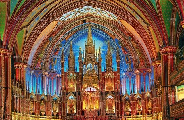 Vẻ đẹp tráng lệ của Nhà thờ Đức Bà Paris trước khi bị nhấn chìm trong biển lửa - 6