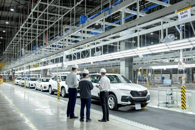 Nhà máy ô tô VinFast sẽ chính thức khánh thành vào tháng 6/2019 - 2