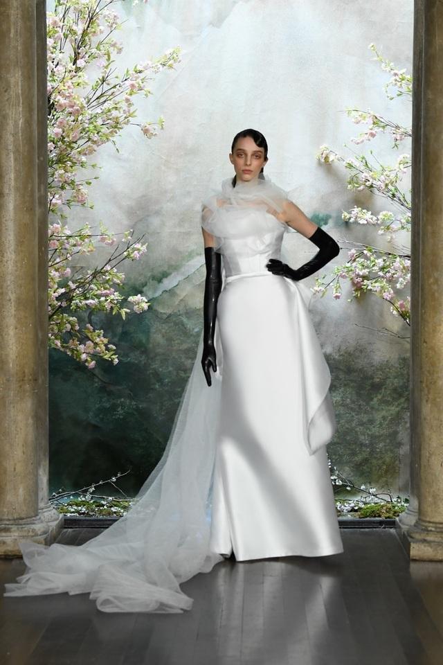 PHUONG MY với show diễn đầy cảm xúc tại New York Fashion Week Bridal - 4