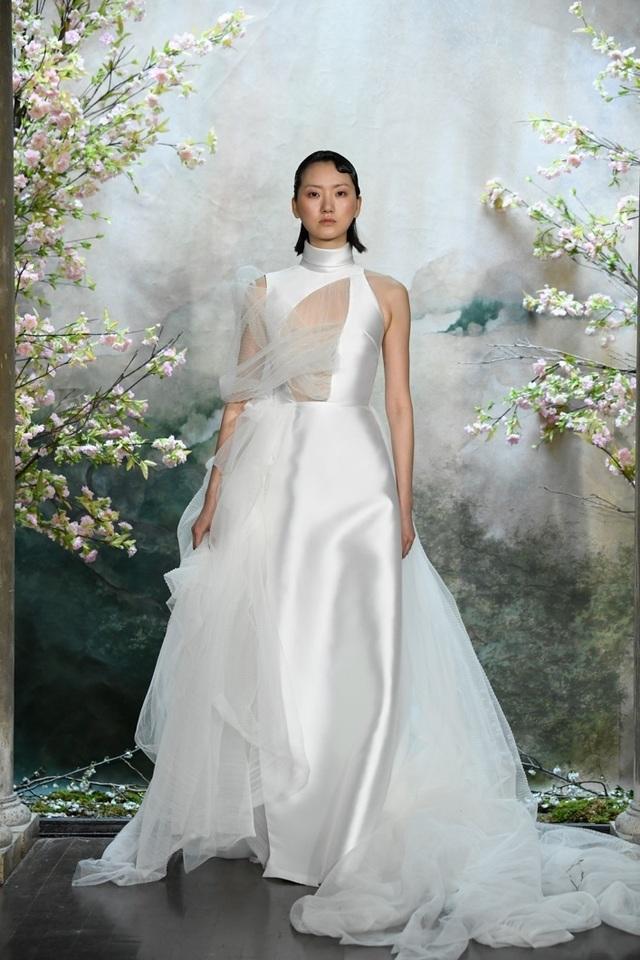 PHUONG MY với show diễn đầy cảm xúc tại New York Fashion Week Bridal - 5