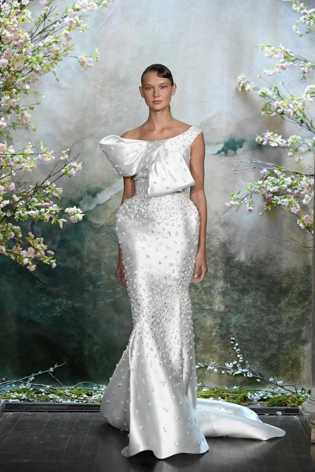 PHUONG MY với show diễn đầy cảm xúc tại New York Fashion Week Bridal - 6