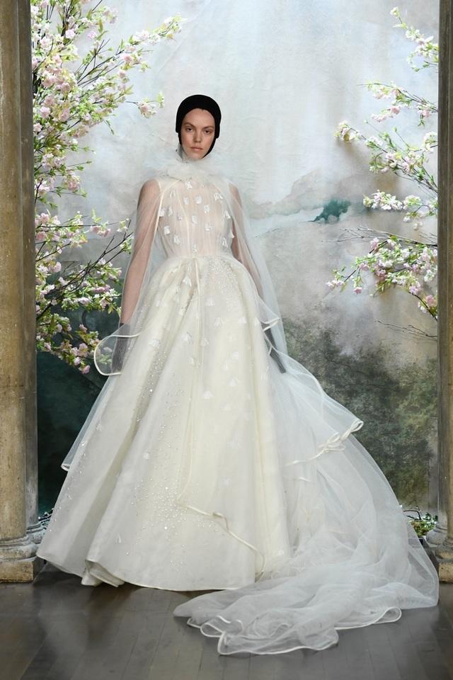 PHUONG MY với show diễn đầy cảm xúc tại New York Fashion Week Bridal - 10