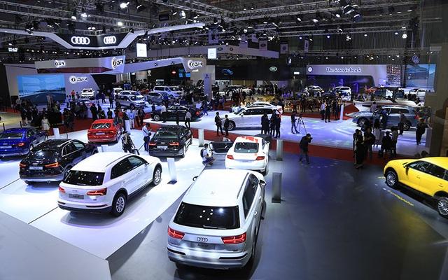 Những hội chợ ô tô đáng chú ý tại Việt Nam trong năm 2019 - 1