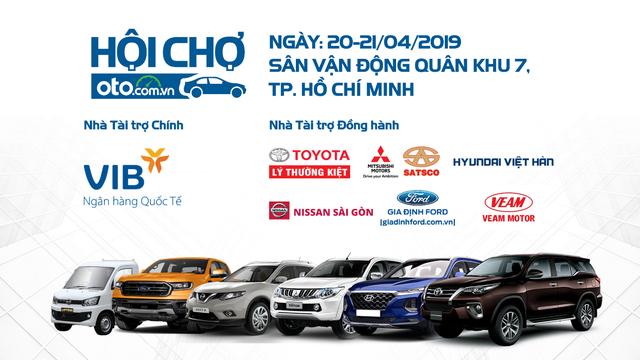 Những hội chợ ô tô đáng chú ý tại Việt Nam trong năm 2019 - 2