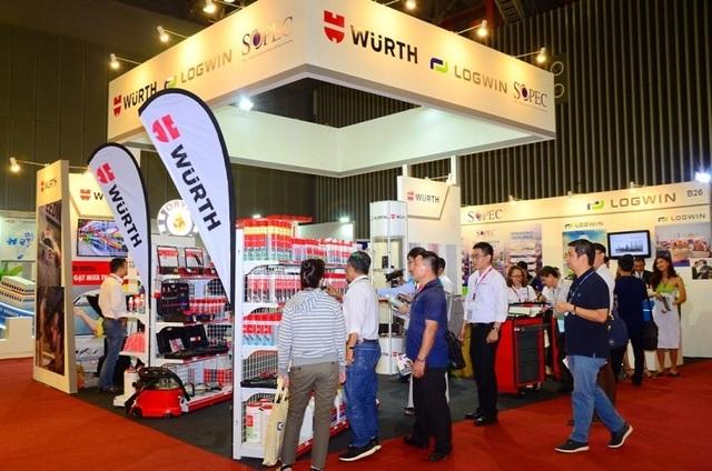 Những hội chợ ô tô đáng chú ý tại Việt Nam trong năm 2019 - 3