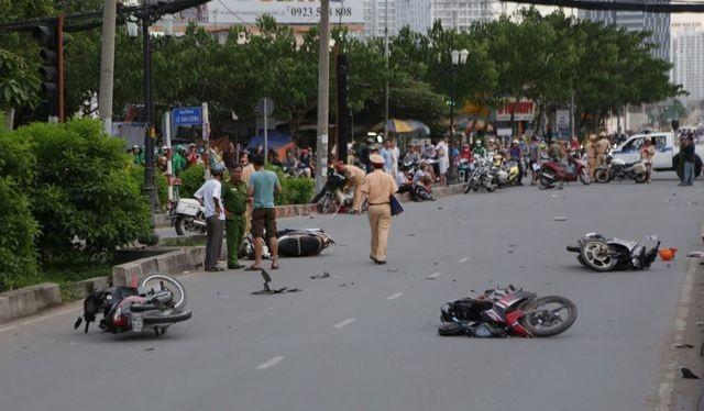 Hà Nội: Gần 5.000 ca cấp cứu trong dịp nghỉ lễ - 1