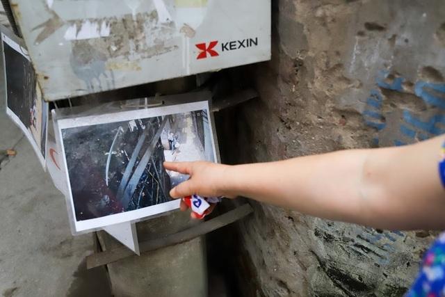Chuyện lạ: Người đổ rác trộm bị treo ảnh, dán đầy trên cột điện ở Hà Nội - 5