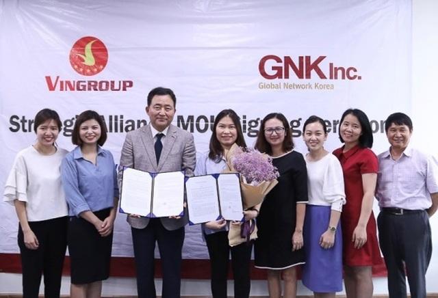 VinCommerce bắt tay với GNK Hàn Quốc, mở mục tiêu mới cho thị trường bán lẻ - 1
