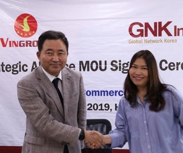 VinCommerce bắt tay với GNK Hàn Quốc, mở mục tiêu mới cho thị trường bán lẻ - 3