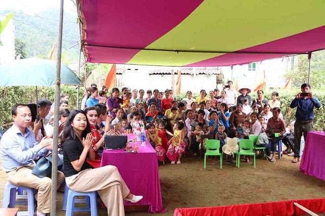 Khởi công xây dựng phòng học Dân trí thứ 24 tại điểm trường Khu Măng, Phú Thọ - 3