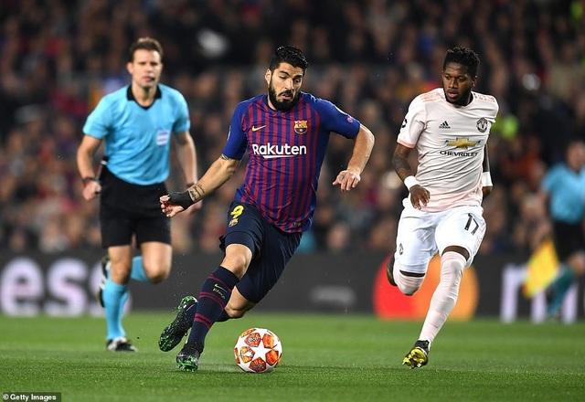 Những khoảnh khắc Messi khiến Man Utd tan vỡ giấc mơ Champions League - 23