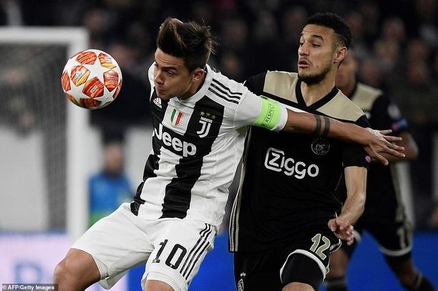 """Những khoảnh khắc Ajax """"đá văng"""" C.Ronaldo và Juventus khỏi Champions League - 13"""