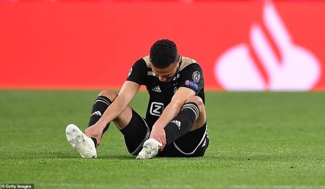 """Những khoảnh khắc Ajax """"đá văng"""" C.Ronaldo và Juventus khỏi Champions League - 16"""