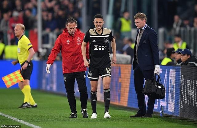 """Những khoảnh khắc Ajax """"đá văng"""" C.Ronaldo và Juventus khỏi Champions League - 17"""