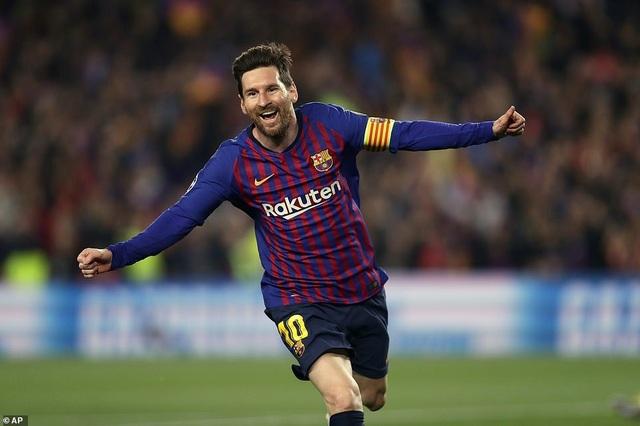 Những khoảnh khắc Messi khiến Man Utd tan vỡ giấc mơ Champions League - 17
