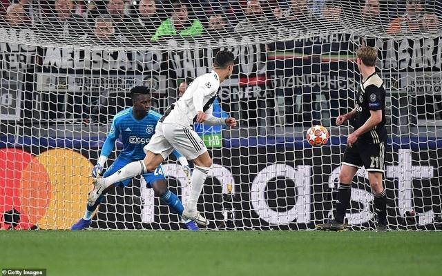 """Những khoảnh khắc Ajax """"đá văng"""" C.Ronaldo và Juventus khỏi Champions League - 1"""