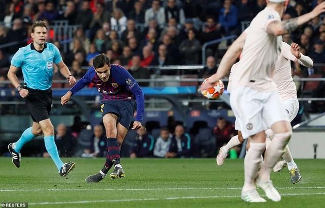 Những khoảnh khắc Messi khiến Man Utd tan vỡ giấc mơ Champions League - 21