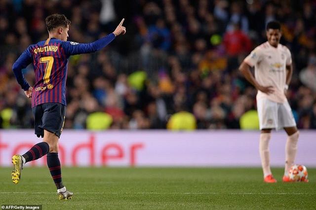 Những khoảnh khắc Messi khiến Man Utd tan vỡ giấc mơ Champions League - 14