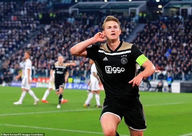 """Những khoảnh khắc Ajax """"đá văng"""" C.Ronaldo và Juventus khỏi Champions League - 11"""