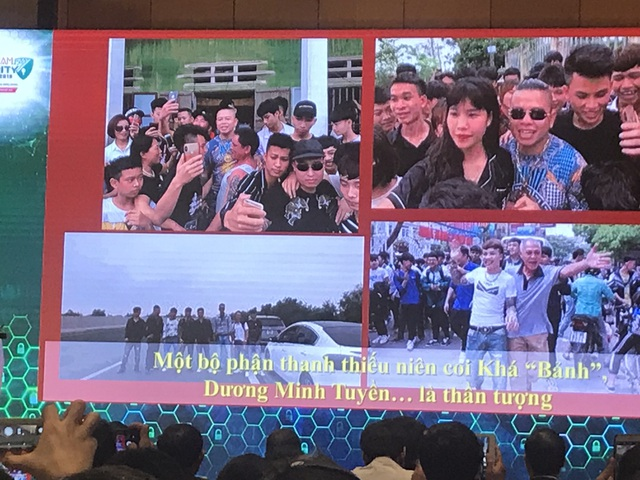Bộ Công An: Thế hệ trẻ Việt Nam bị tác động tiêu cực từ Internet - 3