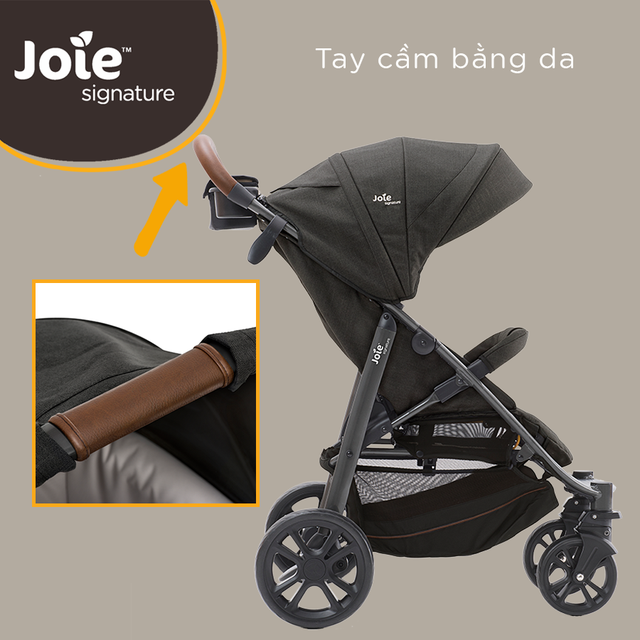 Joie Baby ra mắt series sản phẩm mới – Joie Signature - 4