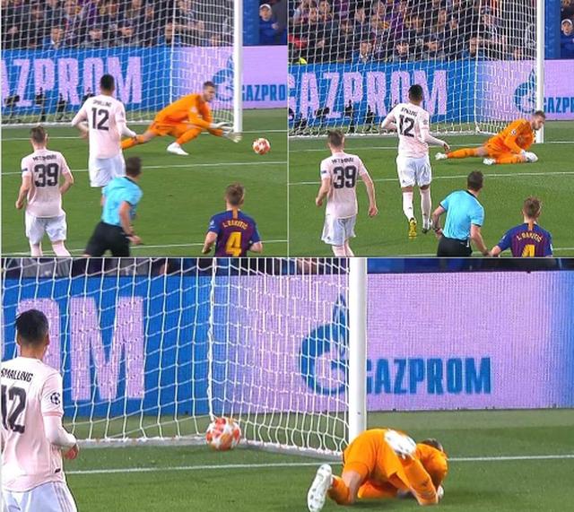 Những điểm nhấn sau chiến thắng đậm đà của Barcelona trước MU - 2