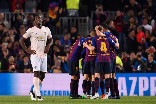 Những điểm nhấn sau chiến thắng đậm đà của Barcelona trước MU - 3