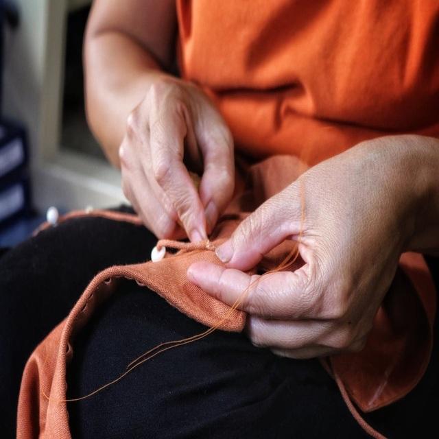 Hà Nội: Độc đáo nơi đàn ông sinh ra để làm nghề may vá - 5