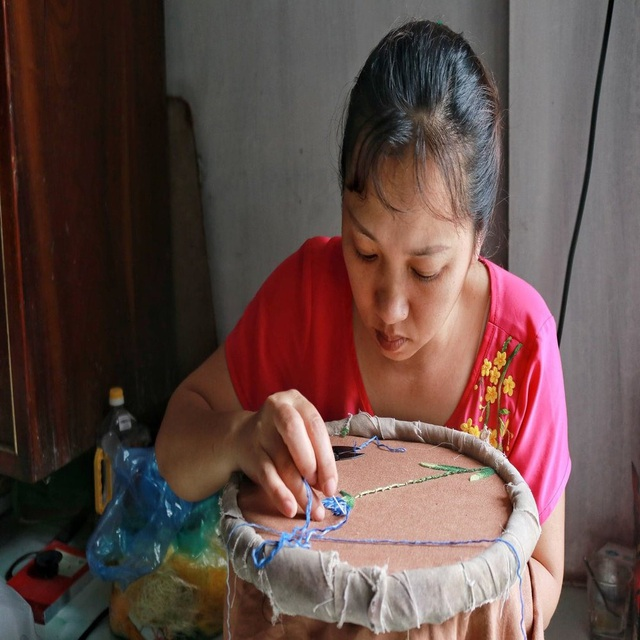 Hà Nội: Độc đáo nơi đàn ông sinh ra để làm nghề may vá - 9