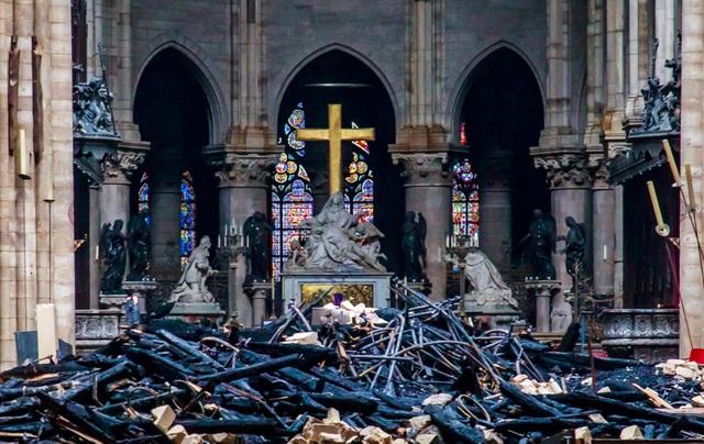Lý do khiến Nhà thờ Đức Bà Paris khó có thể phục dựng như nguyên bản - Ảnh minh hoạ 3