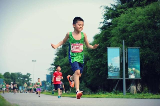 Cộng đồng runners ngất ngây với đường chạy xanh đẹp nhất miền Bắc - 4