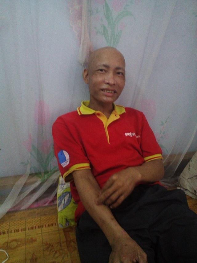 Bị ung thư hạch, người đàn ông chiến thẳng tử thần trở về đoàn tụ với gia đình - 3