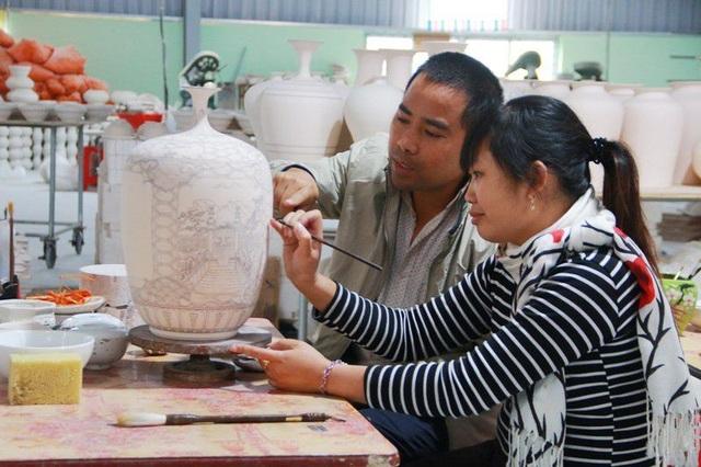 Chàng trai hồi sinh làng gốm cổ thất truyền hơn 10 thế kỷ - 2