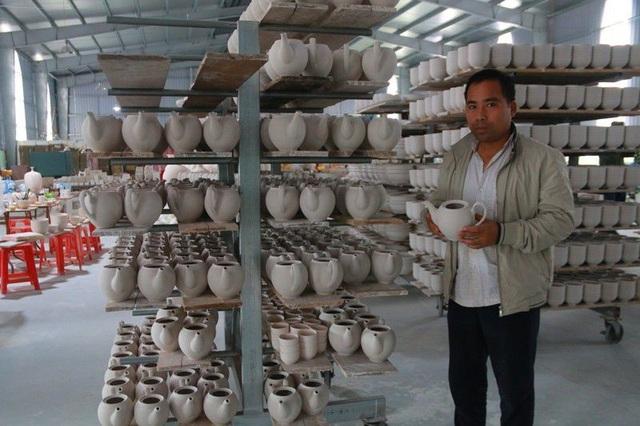 Chàng trai hồi sinh làng gốm cổ thất truyền hơn 10 thế kỷ - 1