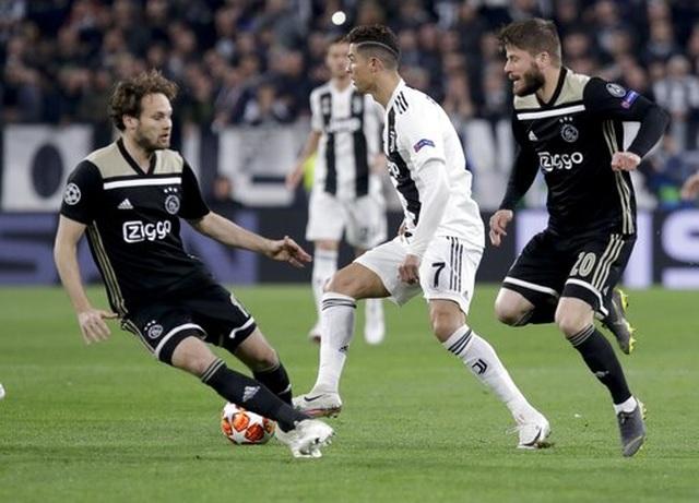 C.Ronaldo nổ súng, Juventus vẫn bị loại khỏi Champions League - 8