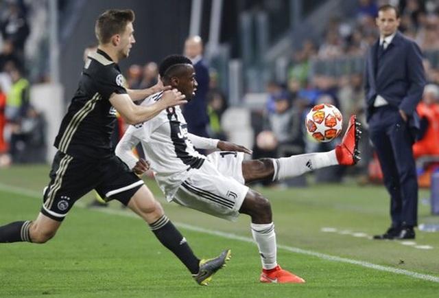 C.Ronaldo nổ súng, Juventus vẫn bị loại khỏi Champions League - 9