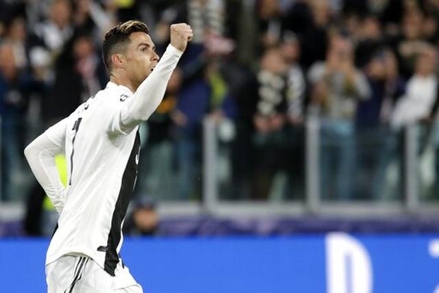 C.Ronaldo nổ súng, Juventus vẫn bị loại khỏi Champions League - 7